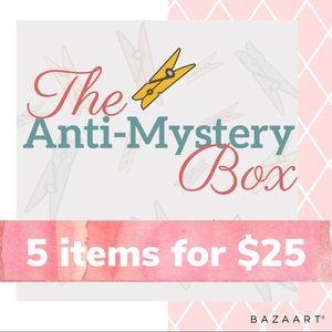 Boho Mystery Box